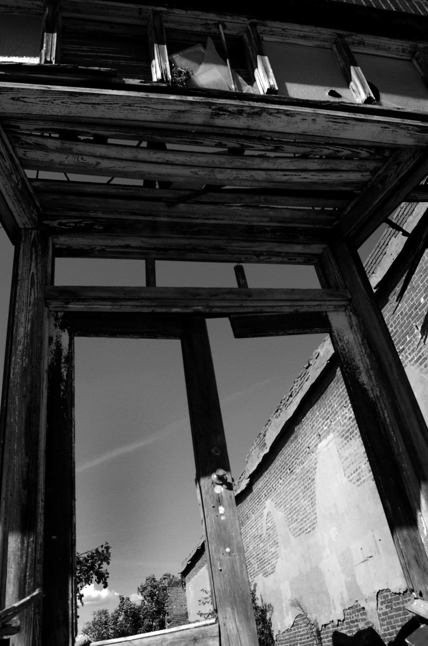 doorway, megargal