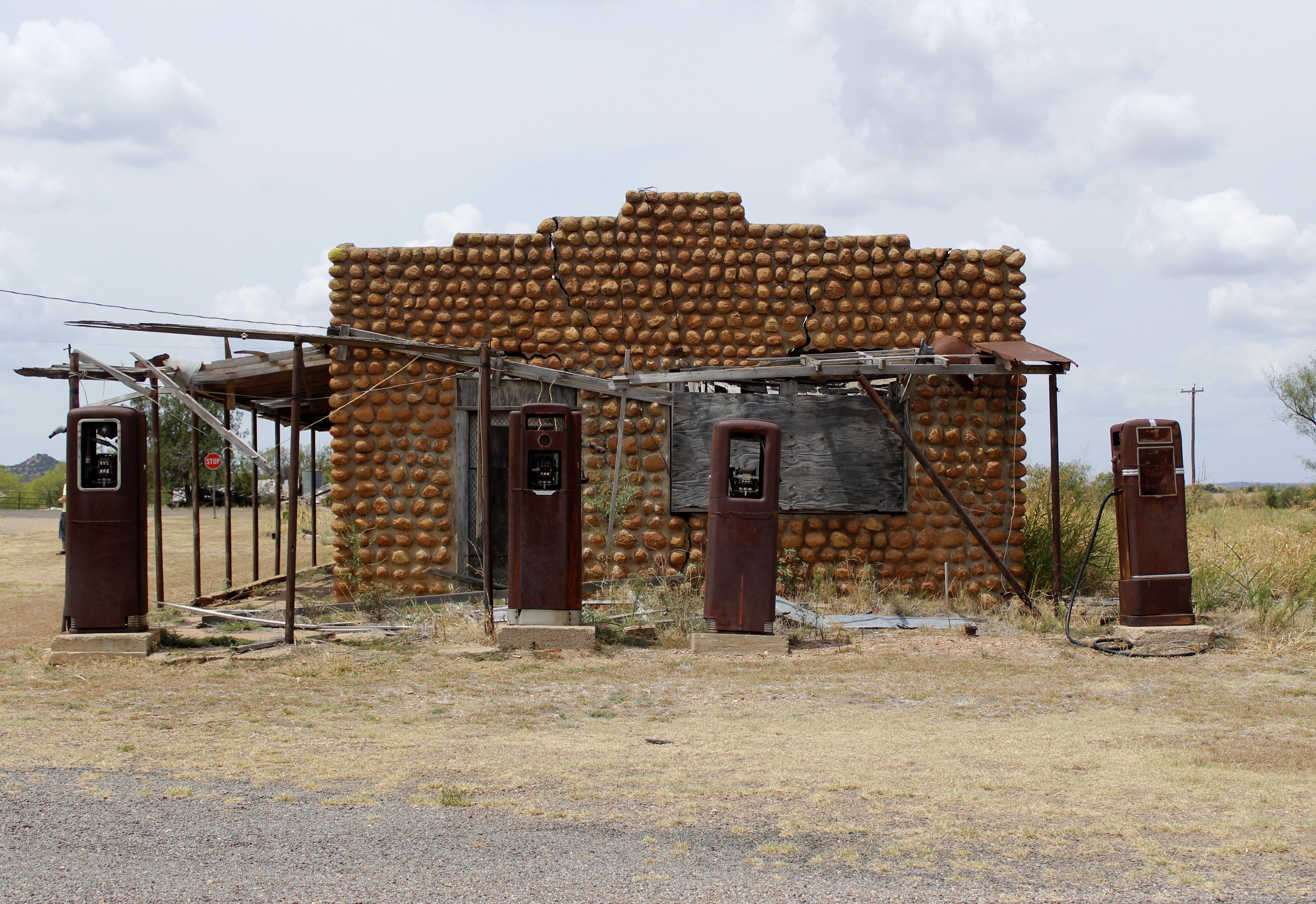 gas station, spanish fort