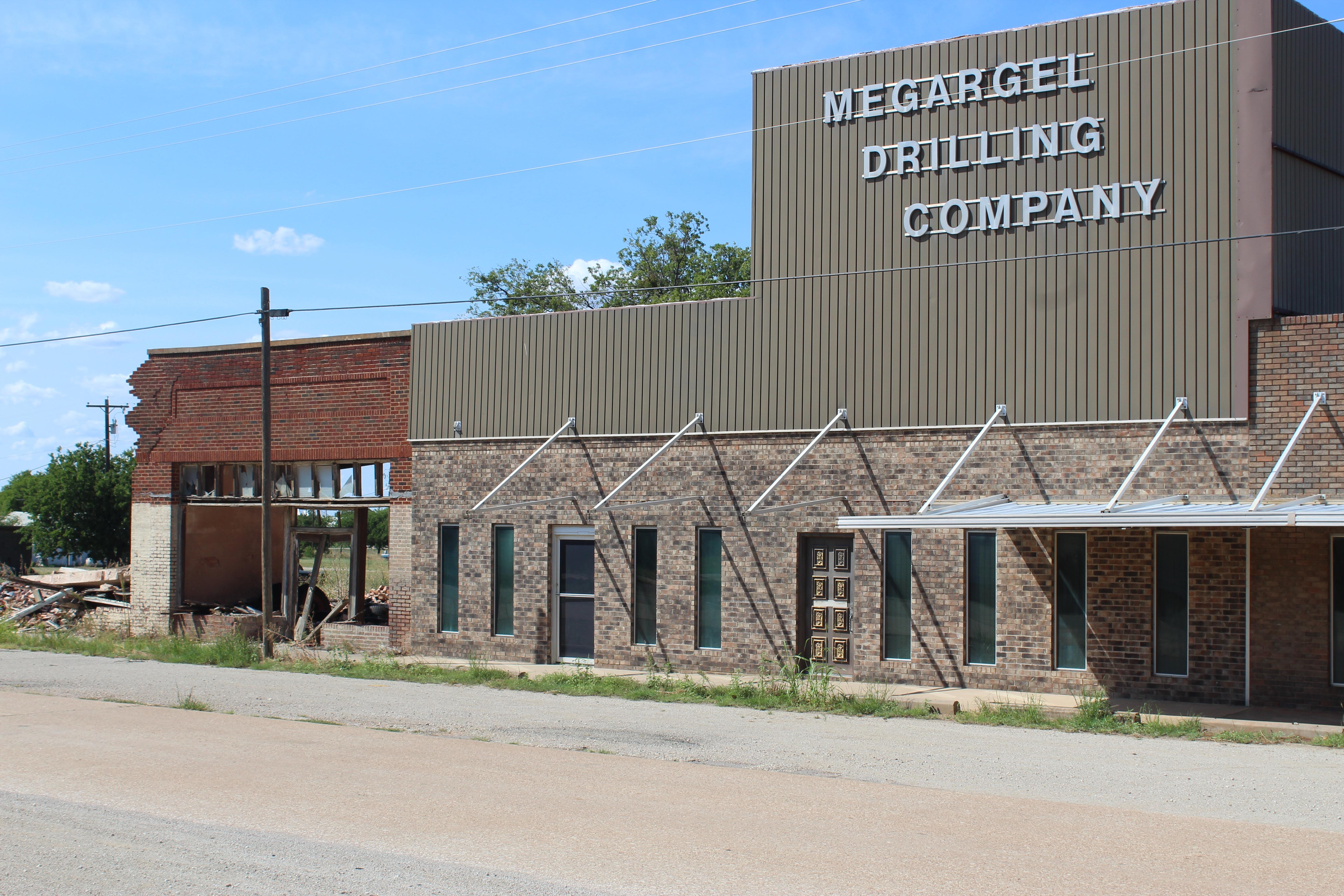Megargal drilling company
